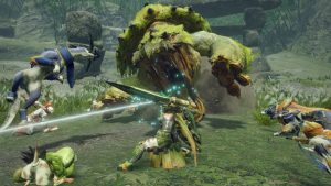 Japanese Interviews Reveal Monster Hunter Rise Info; 14 Weapon Styles, Yokai Inspiration, and More