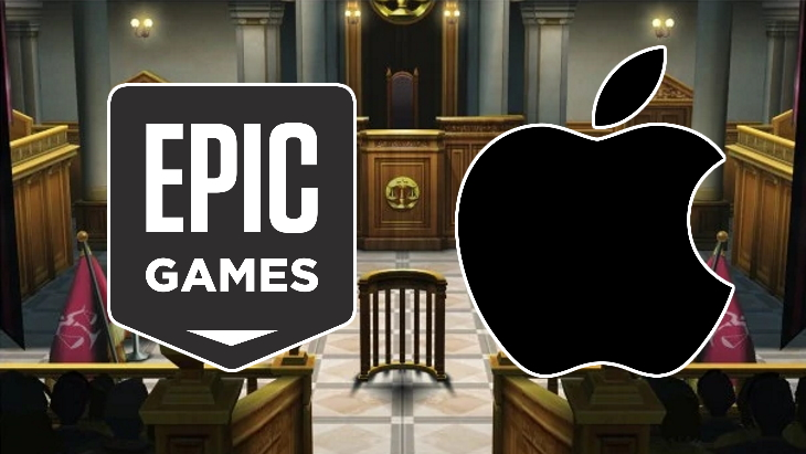 Epic Games Apple Trial Date