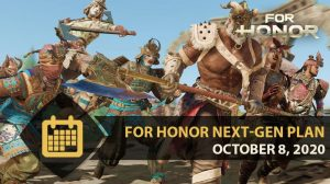 For Honor Gets a Free PS5 and Xbox Series X and S Upgrade