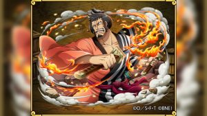 Kin'emon Announced as One Piece: Pirate Warriors 4 Character Pack 3 DLC Character