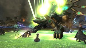 Final Fantasy XIV Update 5.4 Launches Early December, PS4 Version Playable on PS5