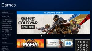 Sony Interactive Entertainment Officially Announces Browser and Mobile PlayStation Store to No Longer Sell PS3, PSP, or PS Vita Games