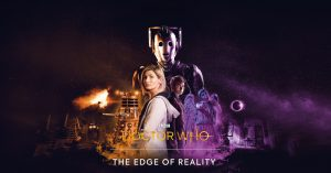 Doctor Who: The Edge of Reality Announced for PC and Consoles