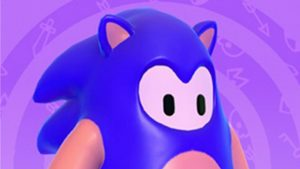 Fall Guys: Ultimate Knockout Gets a Sonic the Hedgehog Costume