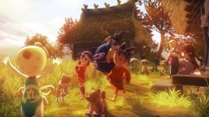 Sakuna: Of Rice and Ruin Digital Pre-orders Now Up for PS4 and Switch