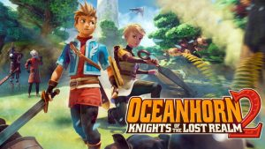 Oceanhorn 2: Knights of the Lost Realm Heads to Nintendo Switch, October 28