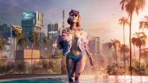 Cyberpunk 2077 New Gameplay and Details Reveal Porsche 911 Turbo Car, Character Styles, More