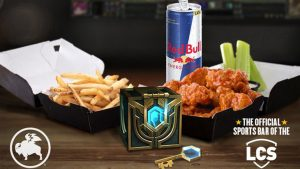 Buffalo Wild Wings Offers Online Combo with League of Legends Loot Crate