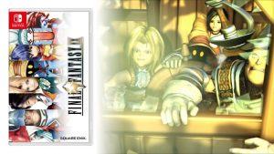 Final Fantasy IX Reportedly Getting Physical Nintendo Switch Release in Asia, Winter 2020