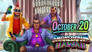Shakedown Hawaii Finally Coming to Steam on October 20 Alongside Big Update