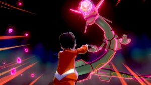 Pokemon Sword and Shield The Crown Tundra Expansion Dynamax Adventures; Legendary Pokemon Catch Rate 100%