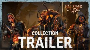 Dead By Daylight: Hallowed Curse Collection Available for Halloween