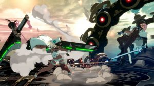 Guilty Gear -Strive- Supports Cross-Play Between PS4 and PS5, Next-Gen Upgrade
