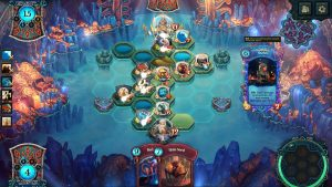 Fantasy Strategy Card Game Faeria Gets a PS4 Port on November 3
