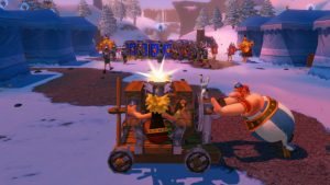 Asterix & Obelix XXL: Romastered Launches for PC, PS4, Switch, and Xbox One