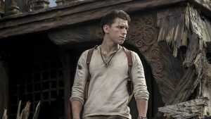 Uncharted Live-Action Movie Finally Shows Off Tom Holland as Nathan Drake