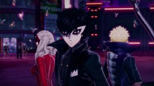 Persona 5 Scramble Western Release Scrapped From Koei Tecmo's Latest Report