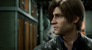 New Resident Evil Infinite Darkness Close-Up Photos for Leon and Claire