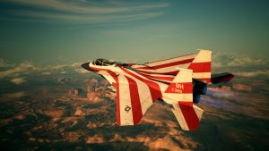 Ace Combat 7: Skies Unknown 25th Anniversary DLC 'U.S. Original Aircraft Series' Launches October 27