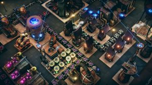 Dream Engines: Nomad Cities Closed Alpha Now Live, Gameplay Trailer