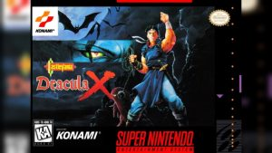 Castlevania: Dracula X Retro Review