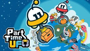 Nintendo and HAL Laboratory Announce Part Time UFO for Switch