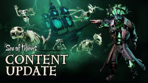 Sea of Thieves October Content Update: Fate of the Damned Out Now