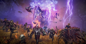 Action MMORPG Elyon Launches December 10 in Korea, Later in North America and Europe
