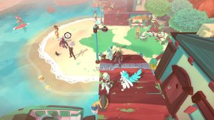 Temtem for PS5 Early Access Launch Set for December 8