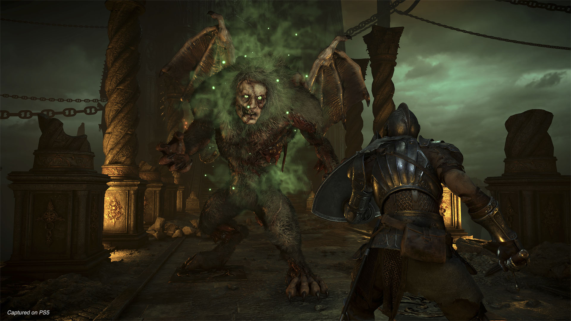 Demons Souls Remake Gets Second Gameplay Trailer, New