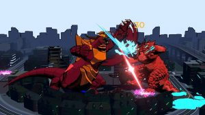 WayForward to Publish Kaiju Brawler Dawn of the Monsters, Set for Late 2021 Release