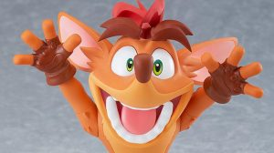 Crash Bandicoot Nendoroid is Coming in July 2021