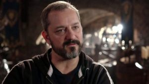 Former Blizzard Entertainment VP Chris Metzen Launches New Tabletop Company, Warchief Gaming