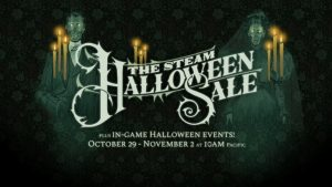 Steam Halloween Sale Now Live