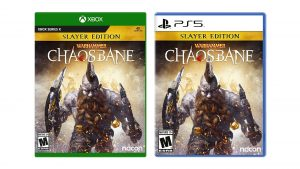 Warhammer: Chaosbane Slayer Edition Launches for PC and Xbox Series X+S on November 10, November 12 for PS5