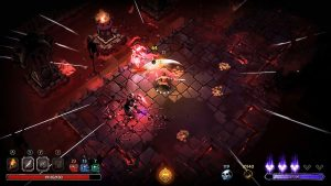 Curse of the Dead Gods: The Armory Update Now Live