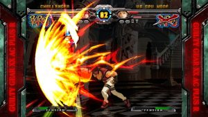 Mike Z Suspended from Guilty Gear XX Accent Core Plus R GGPO Rollback Netcode Update