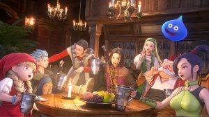 Dragon Quest XI S: Echoes of an Elusive Age – Definitive Edition Playable Demo Now Available for PC, XB1, and PS4