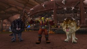 World of Warcraft is Free-to-Play This Weekend