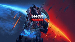 Mass Effect Legendary Edition Announced for PC, PS4, and Xbox One