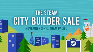 Steam City Builder Sale is Running Through November 10