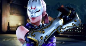 Tekken 7 DLC Character Kunimitsu Available November 10 With Free Update