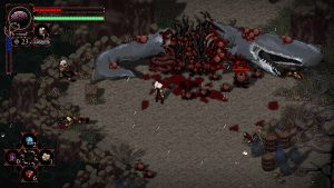 Horrorpunk Action Game Morbid: The Seven Acolytes Launches December 3