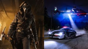 New Battlefield and Need for Speed Games Coming in FY 2022