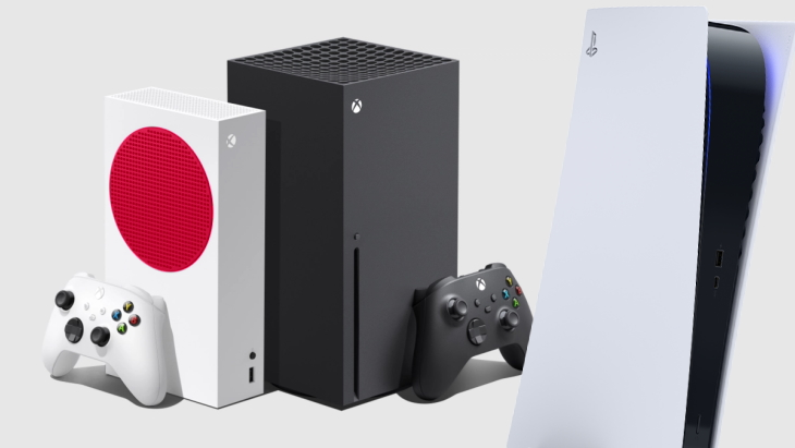 Xbox Series X PlayStation 5 Japan