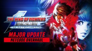 The King of Fighters 2002 Unlimited Match Gets Rollback Netcode on PC
