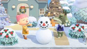 Animal Crossing: New Horizons Gets Winter Update on November 19 Adding Winter Weather, New Hairstyles, Island Save Data Transfer, More
