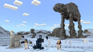Minecraft Star Wars DLC Available Now