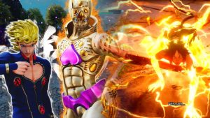 """Work-in-Progress"" Jump Force Update and Data-Miners Reveal Giorno and Yoruichi as Final Character Pass 2 DLC Characters"