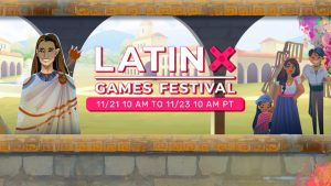 Steam Hosts Online Latinx Games Festival Through November 23